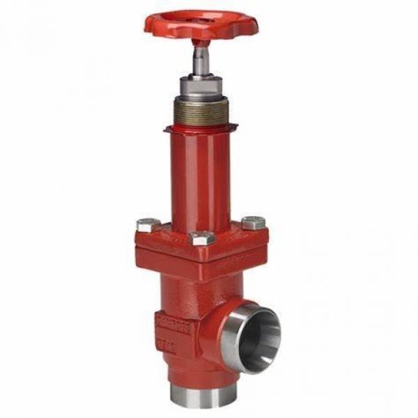 Danfoss Shut-off valves 148B4641 STC 125 A STR SHUT-OFF VALVE HANDWHEEL #1 image